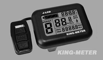 Billede af Display King-Meter J- LCD