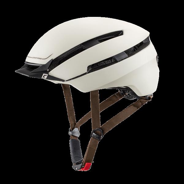 Billede af E-bike hjelm C-LOOM Cratoni Creme