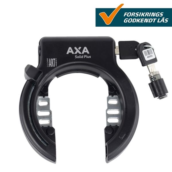 """Billede af AXA låsesæt inkl. batterilås """"ONE KEY"""""""